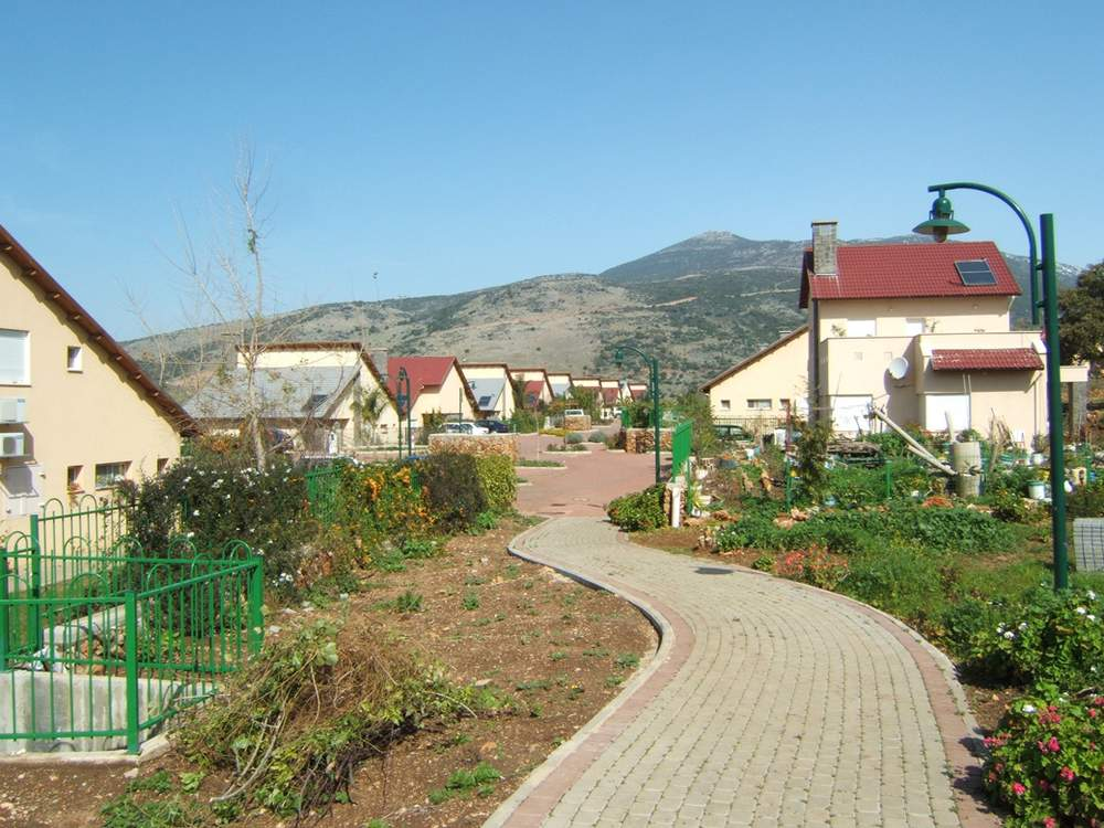 Kibbutz Snir- new neighborhood