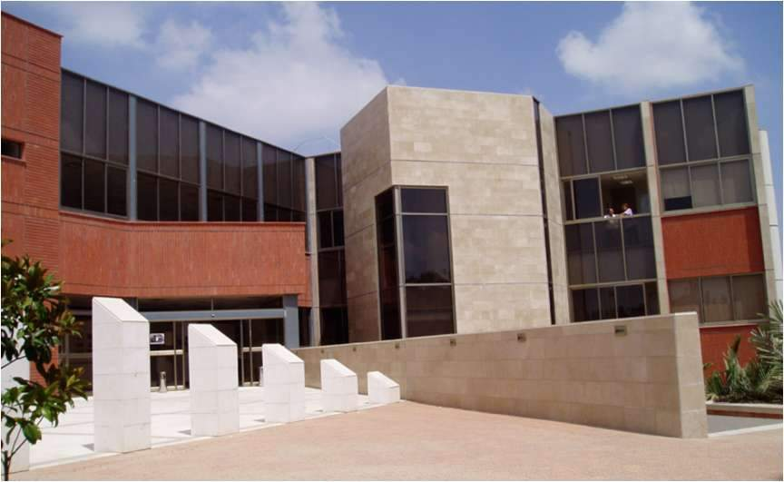 Academy house at Sapir academic college