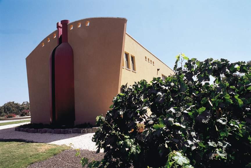 Chateau Golan Winery