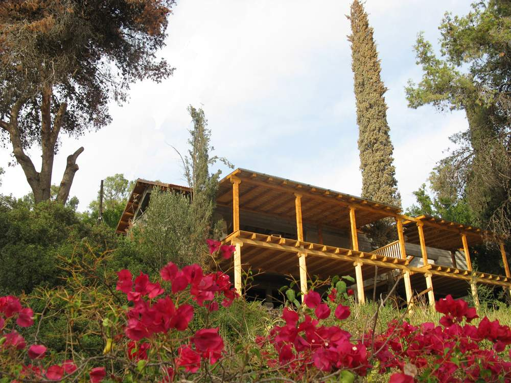 Residential home  Kibbutz Ginegar
