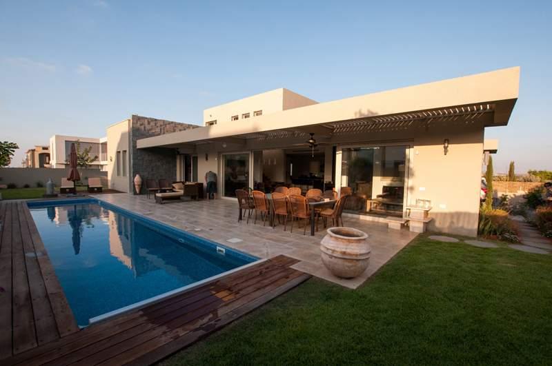 Villa in Caesarea