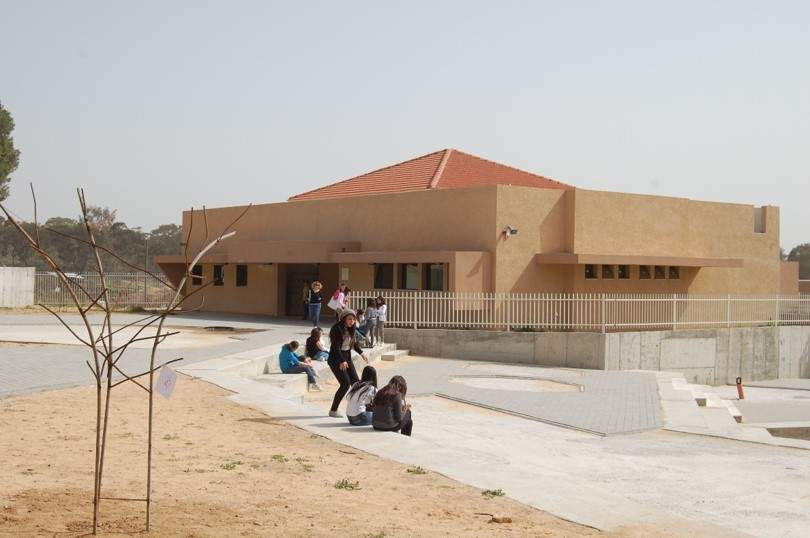 Shikma High School in Yad Mordechai