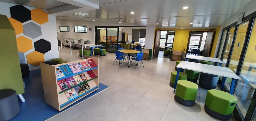 Rona Ramon Elementary School in Harish