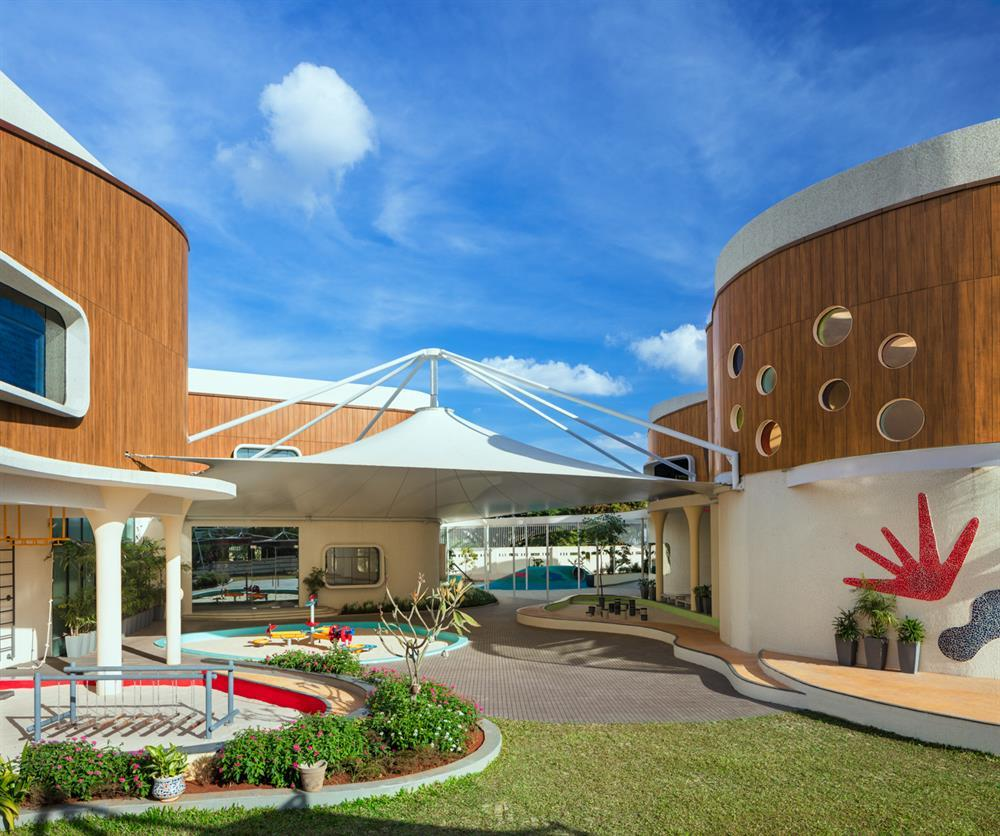 KAI center for young children in Bangalore India