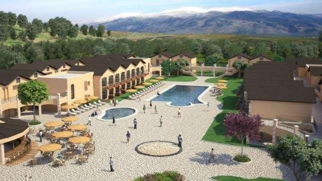 Glilion Hotel Ein Hachula